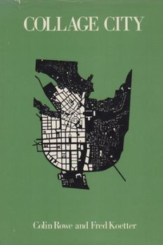 Collage city book cover