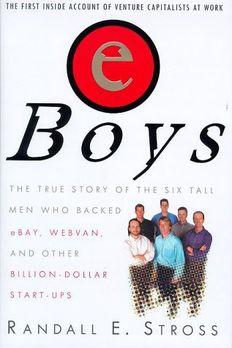 eBoys book cover