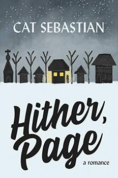 Hither, Page book cover