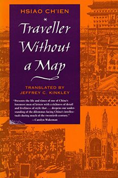 Traveller Without a Map book cover