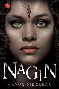 Nagin book cover