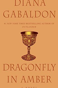 Dragonfly in Amber book cover