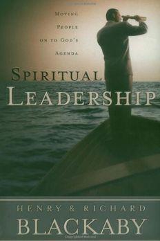 Spiritual Leadership book cover