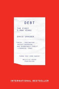 Debt book cover