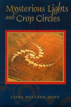 Mysterious Lights and Crop Circles book cover