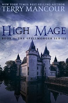 High Mage book cover
