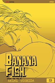 Banana Fish, Vol. 9 book cover