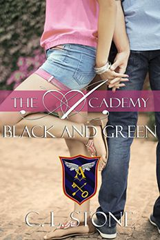 Black and Green book cover