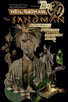 Sandman Vol. 10 book cover