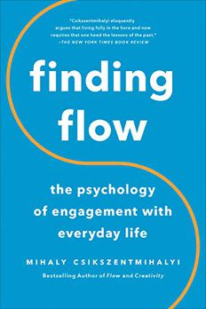 Finding Flow book cover
