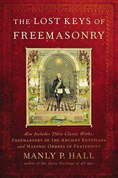 The Lost Keys of Freemasonry book cover