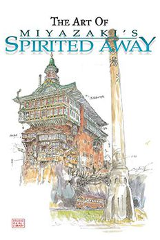 The Art of Spirited Away book cover