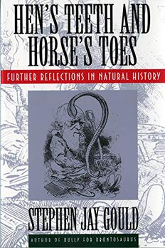 Hen's Teeth and Horse's Toes book cover