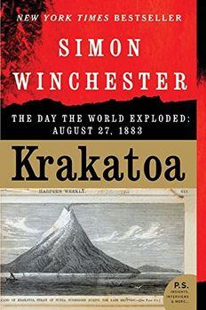 Krakatoa book cover