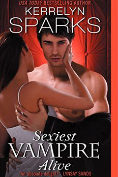 Sexiest Vampire Alive book cover