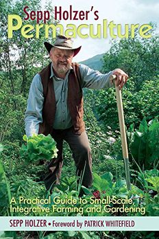 Sepp Holzer's Permaculture book cover