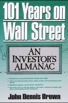 One Hundred One Years on Wall Street book cover