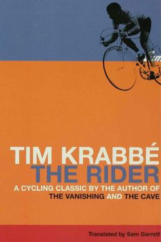 The Rider book cover