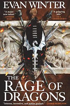 The Rage of Dragons book cover