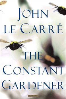 The Constant Gardener book cover