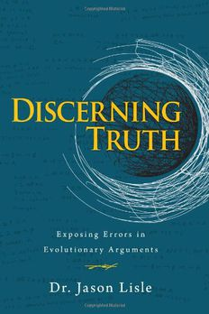 Discerning Truth book cover