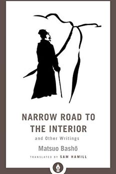 Narrow Road to the Interior book cover
