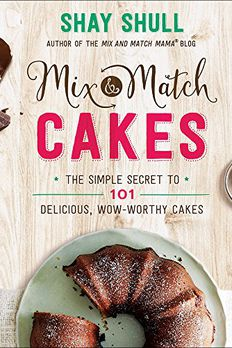 Mix-and-Match Cakes book cover