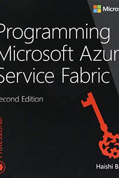 Programming Microsoft Azure Service Fabric book cover