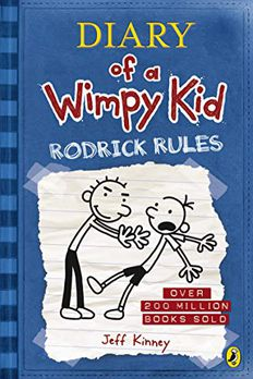 Diary of a Wimpey Kid book cover