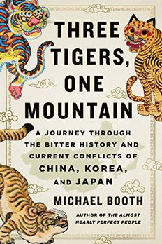 Three Tigers, One Mountain book cover