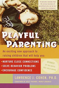 Playful Parenting book cover