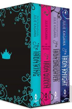 The Iron Fey Boxed Set book cover