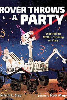 Rover Throws a Party book cover