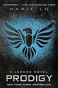Prodigy book cover