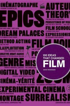 100 Ideas that Changed Film book cover