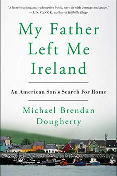 My Father Left Me Ireland book cover