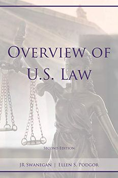 Overview of U.S. Law book cover