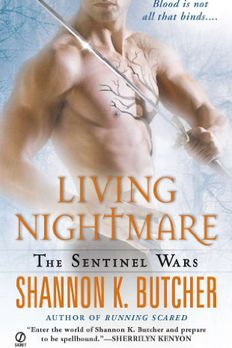 Living Nightmare book cover
