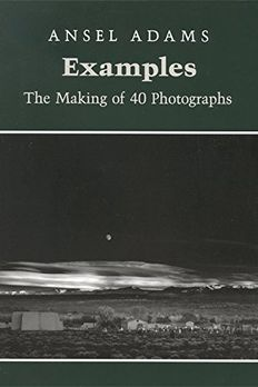 Examples book cover