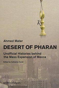 Desert of Pharan book cover