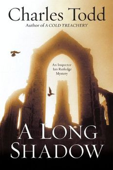 A Long Shadow book cover