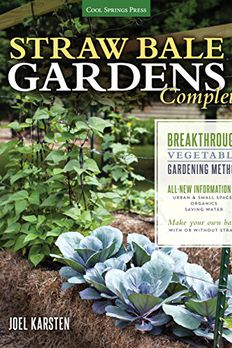 Straw Bale Gardens Complete book cover