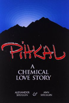 Pihkal book cover
