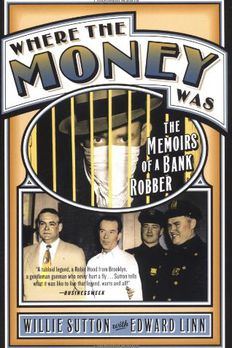 Where the Money Was book cover