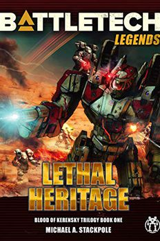 Lethal Heritage book cover