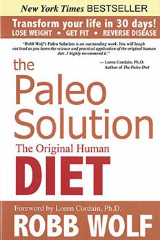 The Paleo Solution book cover