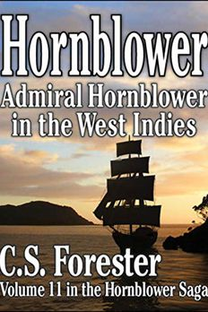 Admiral Hornblower in the West Indies book cover