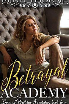 Betrayal Academy book cover