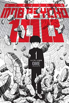 Mob Psycho 100, Volume 1 book cover