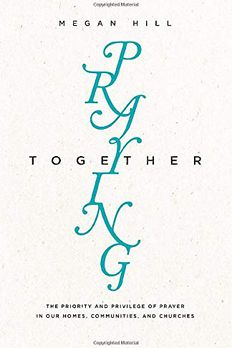 Praying Together book cover